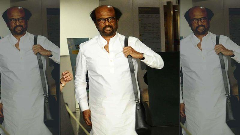 Megastar Rajinikanth Meets Tamil Nadu CM MK Stalin; Actor Donates Rs 50 Lakh For COVID-19 CM Relief Funds