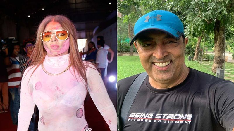 Bigg Boss 14 Contestant Rakhi Sawant Shakes A Leg On A Nepali Song, Vindu Dara Singh Says No One Can Take Away Limelight From Her