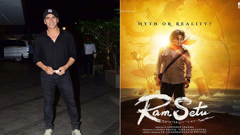Ram Setu: Akshay Kumar Responds To Bouncing Of Rs 30 Crore Cheque From Makers; Actor Denies Development-REPORT
