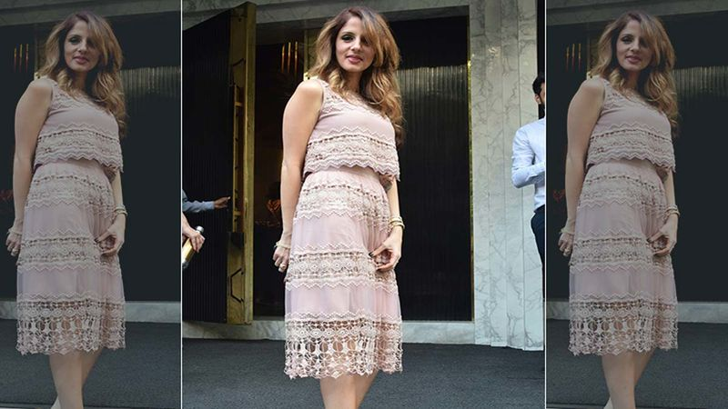 Sussanne Khan Introduces A New Member Of The Khan Family; He Is Too Cute For Words- Video Inside