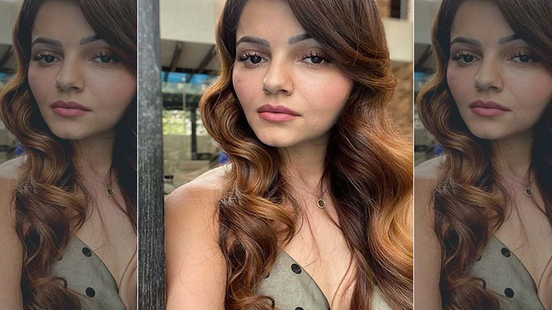 Bigg Boss 14 Winner Rubina Dilaik's Self Pampering Session Becomes Special As 3 Of Her Popular Songs Are Played At The Salon- Watch Video