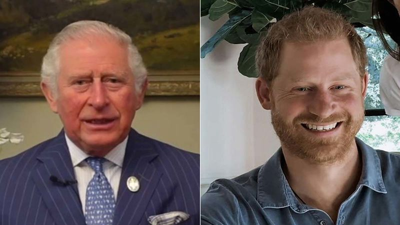 Prince Charles Planned A Dinner With Prince Harry When He Travelled For Princess Diana's Statue Unveiling, Report Says