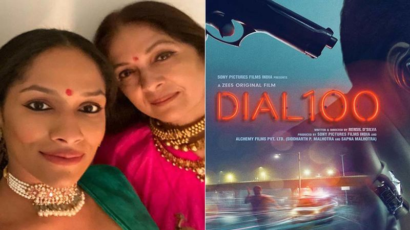 Masaba Gupta Is All Praise For Mommy Neena Gupta's Upcoming Movie 'Dial 100'; Calls It 'Absolutely Brilliant'