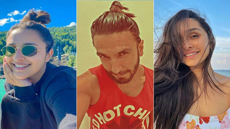 Parineeti Chopra Needs An Answer From Ranveer Singh To THIS Question By A Fan; Actress Also Has A Query For Shraddha Kapoor