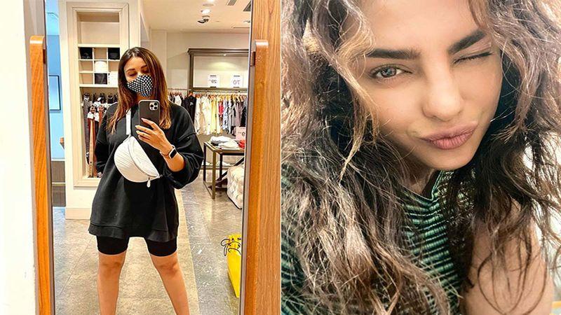 Parineeti Chopra Oozes Hotness In A Red Swimwear, Cousin Priyanka Chopra Drops A Sassy Comment
