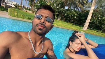 Hardik Pandya And Natasa Stankovic Can't Contain Their Happiness As Their Son Agastya Is 2 Months Old Now