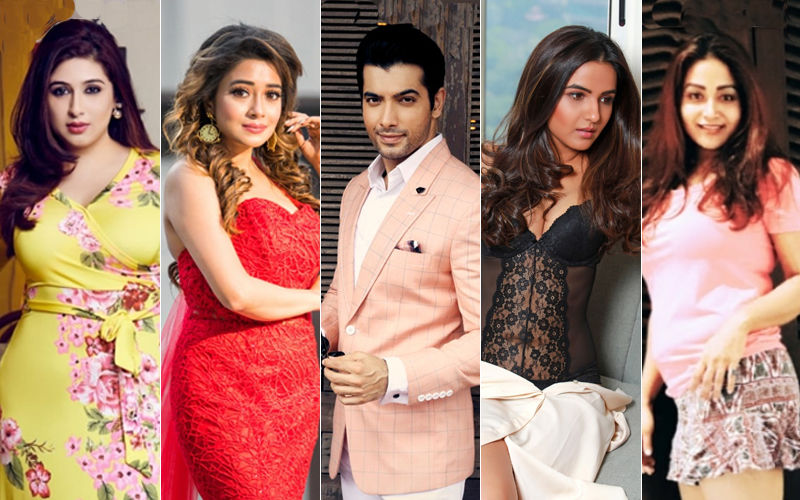 #10YearChallenge: Vahbiz Dorabjee, Tinaa Dattaa, Ssharad Malhotra, Jasmin Bhasin, Moon Banerrjee