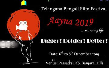 11 Bengali Films To Be Screened At Telangana Bengali Film Festival 2019