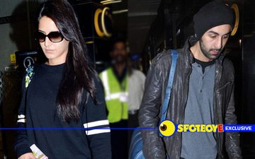 Nothing rekindled Katrina-Ranbir romance in Morocco; no coming home together