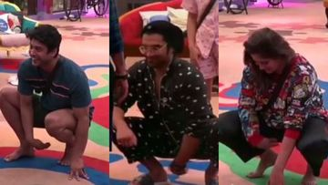 Bigg Boss 13: Sidharth Shukla, Arti Singh, Paras Chhabra 'Clean Potty' But There's A CATCH – VIDEO