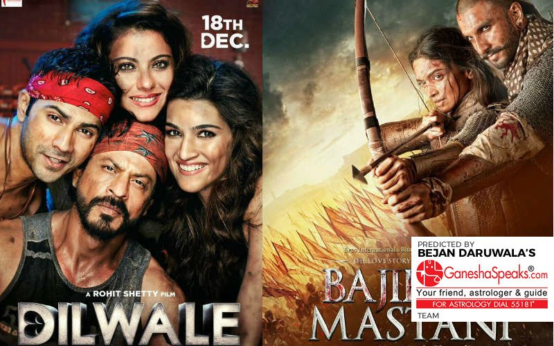 Ganesha Predicts: Both Dilwale And Bajirao Mastani Will Be Money-Spinners