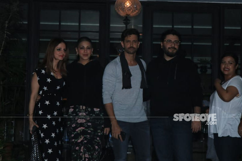 Hrithik Roshan Birthday Bash: Ex-Wife Sussanne Khan, Sonali Bendre, Mira Rajput Make The Actor's Birthday Extra Special