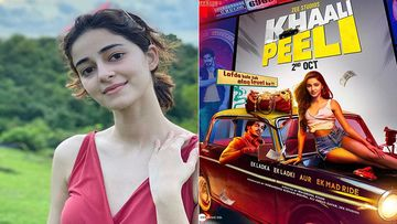 Ananya Panday's Fans Can't Stop Gushing Over Her Impactful Entry Scene In Khaali Peeli, Compare It To Similar Introduction Scene In SOTY 2