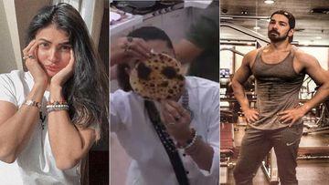 Bigg Boss 14: Pavitra Punia Burns A Roti; Abhinav Shukla Calls It 'Kitchen Ka Devta' - WATCH