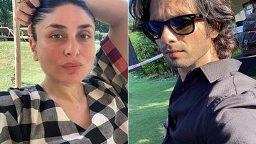 Kareena Kapoor Khan Tags Ex-Boyfriend Shahid Kapoor In Her Instagram Jab We Met Post; Fans Can't Get Over His Mention On Bebo's Page