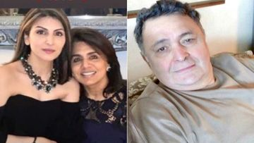 Riddhima Kapoor Sahni Heads Back To Delhi 6 Months Post Her Father Rishi Kapoor's Sad Demise And Staying With Mom Neetu Kapoor