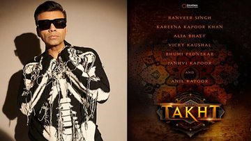 Karan Johar Finally Speaks Up Regarding Ranveer Singh-Kareena Kapoor Khan Starrer Takht Being Acquired By T-Series