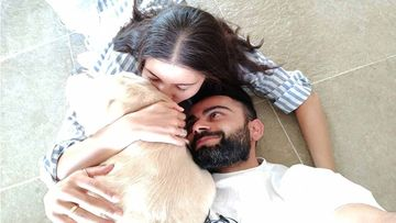 Virat Kohli Shares A Loved Up Picture With Anushka Sharma On His Insta, With A Thought-Provoking Caption