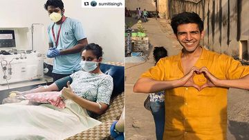 After Deleting Misogynist Video, Kartik Aaryan Applauds Recovered COVID-19 Patient For Donating Blood Plasma Who Also Appeared On His Show