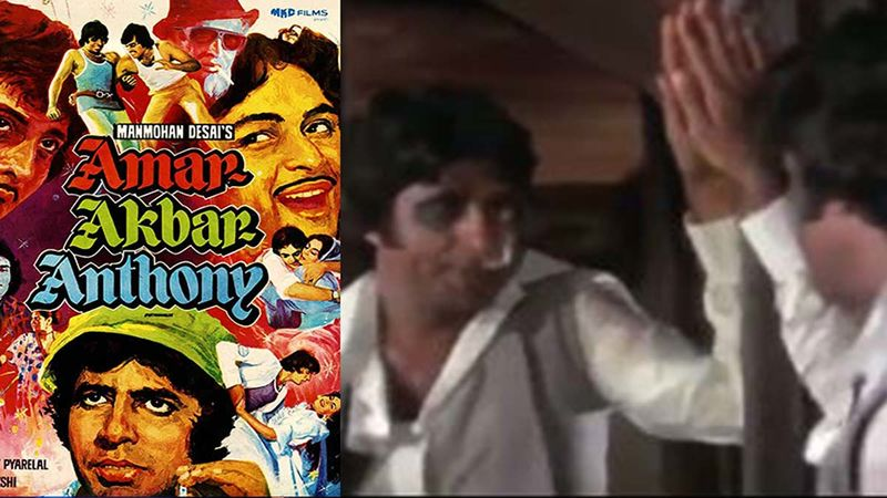 After Rishi Kapoor's Death, Amitabh Bachchan Tries To Cheer Up By Sharing Funny Scene From Amar Akbar Anthony: 'The Show Must Go On'