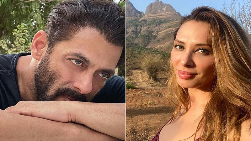 Salman Khan's Rumoured GF Iulia Vantur Does One Thing Before And After Workout Session; It Has A Connect With The Actor