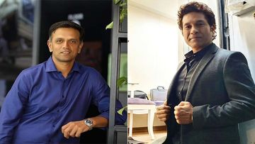 Rahul Dravid Gets Voted As The Best Test Batsman During An Online Poll; Beats God Of Cricket Sachin Tendulkar