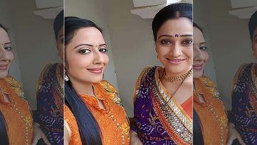 Taarak Mehta Ka Ooltah Chashmah: Fans Plead For Disha Vakani AKA Dayaben's Return As She Posts A Throwback Picture From The Set Of The Show