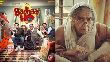 Badhaai Ho Star Surekha Sikri  Rubbishes Rumours Of Asking For Money From Pals Amidst Pandemic
