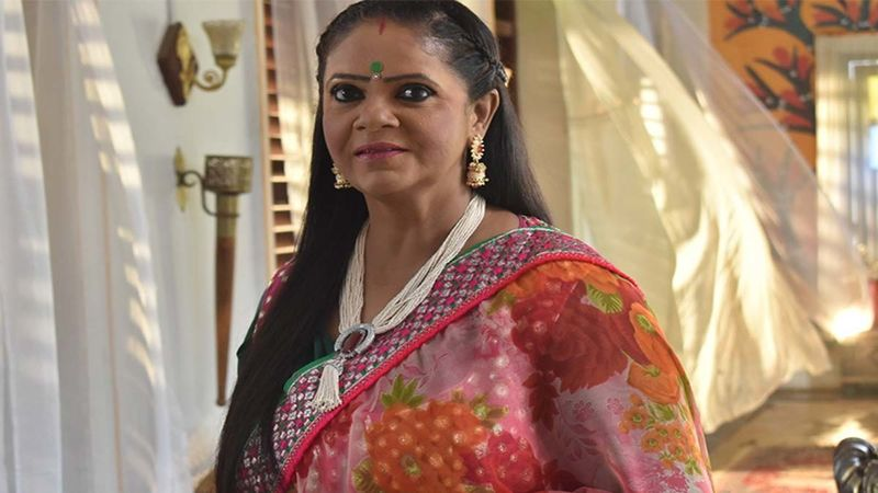 Saath Nibhaana Saathiya Actress Rupal Patel Aka Kokilaben Is Surprised With Her Viral Video Clip Getting A Rap Spin
