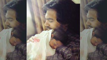 Bigg Boss 10 Contestant Gaurav Chopraa Sings A Sweet Lullaby For His Newborn Son- Watch Video