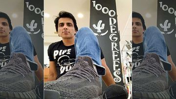 Sonu Sood Asks For A Treat After A Hyderabad Hawker Replaces His Food Stall's Chinese Name To Sonu's