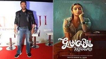 Ajay Devgn To Join The Cast Of Sanjay Leela Bhansali's Gangubai Kathiawadi From February End