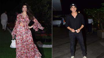 Bachchan Pandey: After Kriti Sanon's Wrap Up, Jacqueline Fernandez Begins Shooting For Akshay Kumar Starrer In Jaisalmer