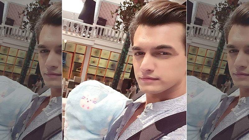Yeh Rishta Kya Kehlata Hai Actor Mohsin Khan Becomes An Uncle As Sister Zeba Welcomes A Baby Boy, Says, 'I Am MAAMAA'