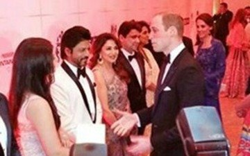 Shah Rukh, Aishwarya at Prince William-Kate's royal bash