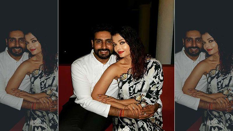 18 Seconds Of Aishwarya Rai Bachchan's Romantic Stare For Hubby Abhishek Bachchan Is Truly Heart Melting