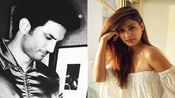 Sushant Singh Rajput Is The Most Searched Celeb Of The Year 2020 On The Internet And GF Rhea Chakraborty Is The Most Searched Female Celeb