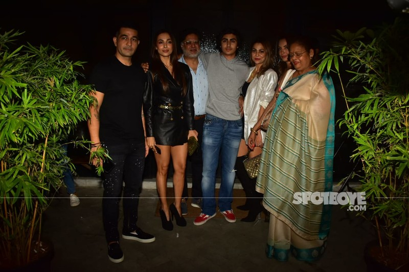 Inside Malaika Arora And Arbaaz Khan's Son Arhaan's Birthday Party. See Pics