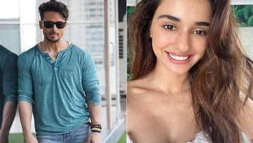 Tiger Shroff's Flying Kick Video Leaves Girlfriend Disha Patani Mighty Impressed