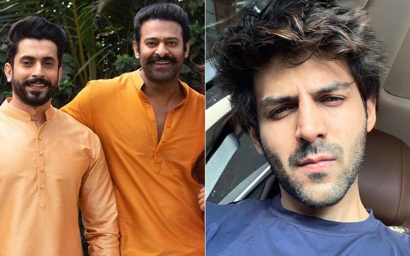 Kartik Aaryan Has A Hilarious Reaction To Prabhas' 'Birthday Wish' For Sunny Singh-Seen This Yet?