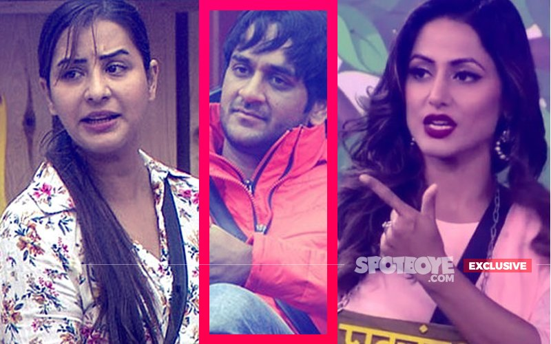 Who's Right In The Porn Link Fight: Shilpa Shinde Or Hina Khan? Vikas Gupta Talks...