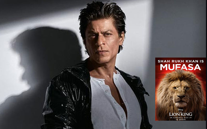 The Lion King: Shah Rukh Khan Roars And Rumbles As Mufasa In The Impactful Teaser
