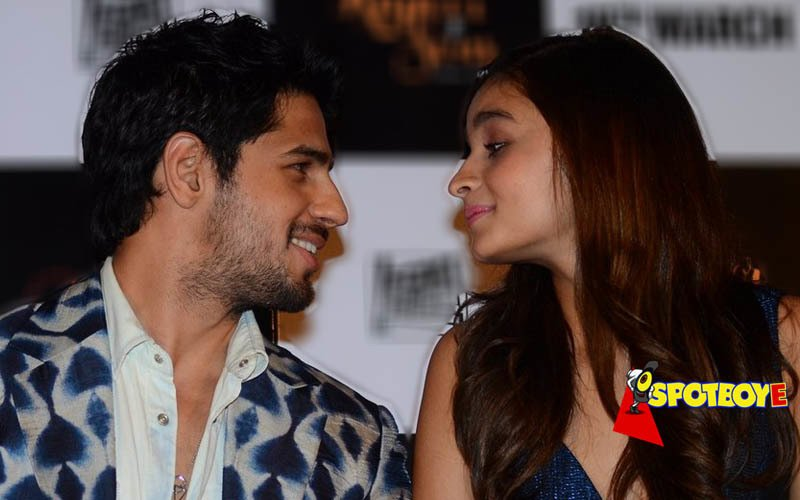 All eyes on Sidharth and Alia at Kapoor & Sons trailer launch