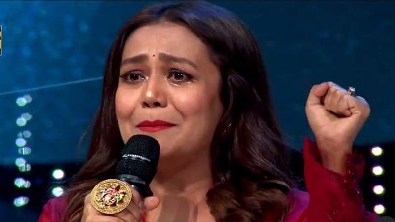 Indian Idol 12: Neha Kakkar Breaks Down As Contestant Danish Khan Splendidly Croons Deva Shree Ganesha-WATCH VIDEO