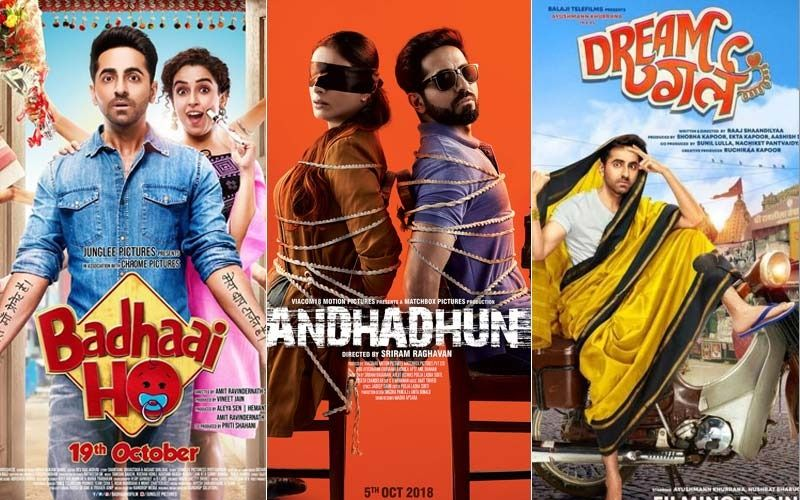 Ayushmann Khurrana Is Changing The Course Of Indian Cinema With His Bold Content-based Films