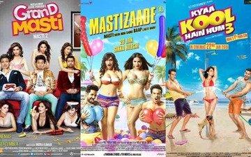 2016 SPECIAL: It'll rain sex comedies in Bollywood
