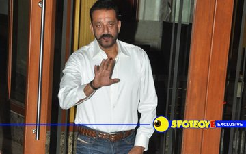 Neighbours call the police to stop Sanjay Dutt's party