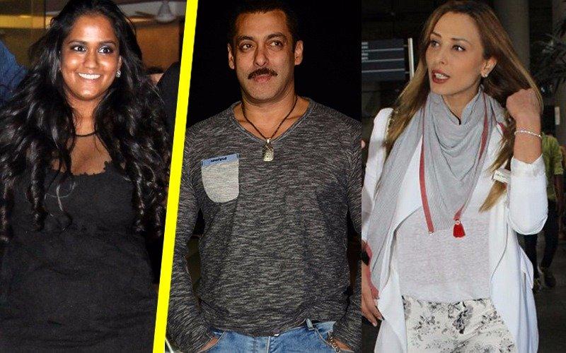 Guess where did Salman and Iulia go last night!