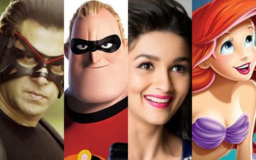 If Cartoons Came Alive In Bollywood...