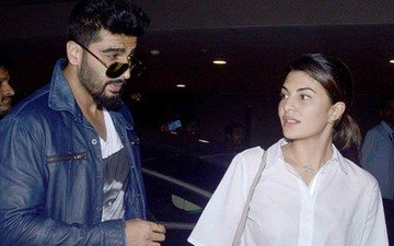 Jacqueline-arjun's Friendship Goes To The Next Level